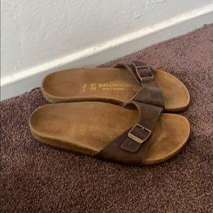 Birkenstock sandals size L6 (37)